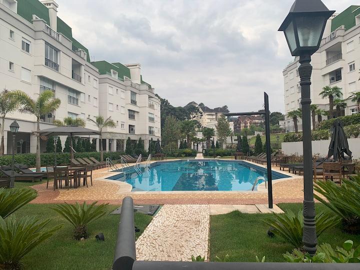 Apartamento em Condomínio de Luxo - Le premier
