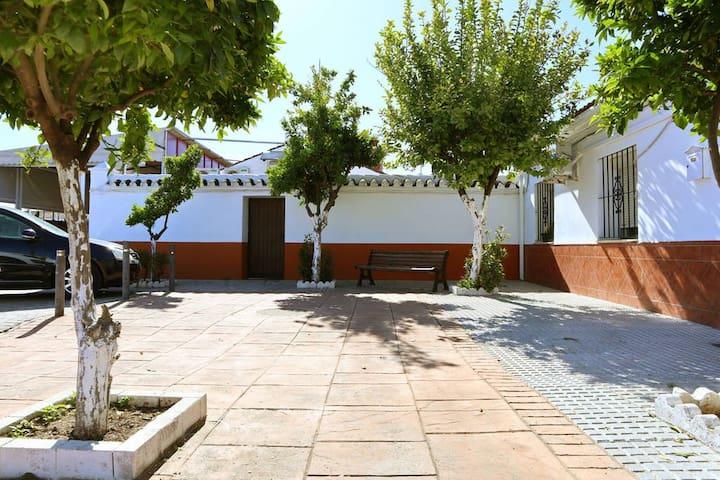 Casa cerca de Córdoba. Encinarejo. - Encinarejo de Córdoba - Huis