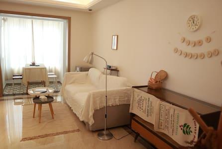 [小满two rooms]漳州市区整套房源/两房一厅/带厨房投影仪/距古城10分钟/配套便利