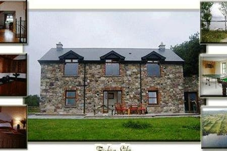 "Trinity Lodge   ""contact host for kids  discount"" - Lough Key"