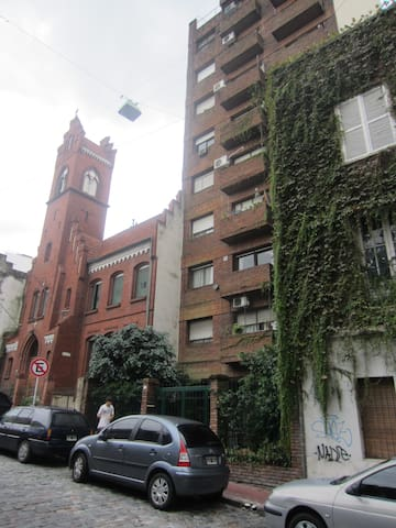 Beautiful apartment in San Telmo,BA