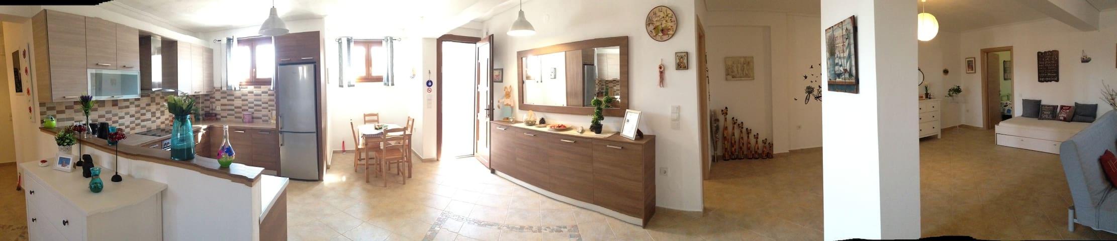 Anemona Molivos Lesvos Greece - Mithimna - Flat