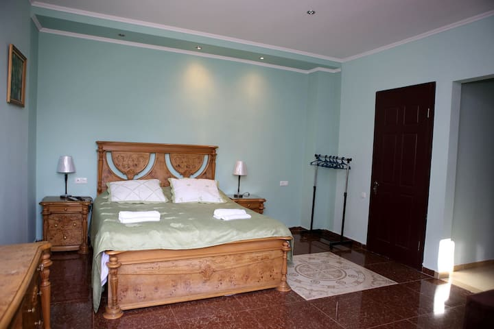 comfortable house for guests