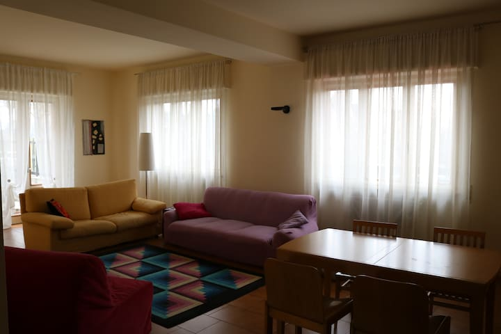 Ampio e luminosissimo appartamento - Piacenza - Wohnung