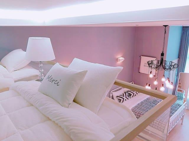 NEW OPEN Mono Duplex - SEOMYEON - Busanjin-gu - Apartamento