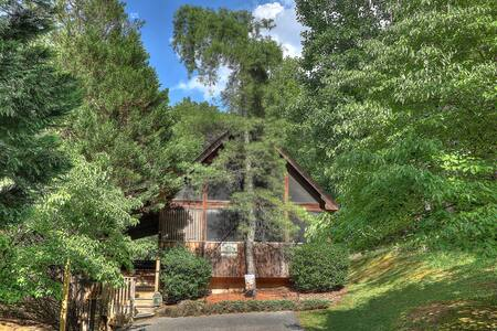 Cozy One Bedroom Cabin! - Sevierville