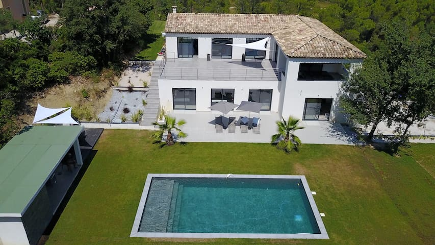 Luxuary Villa & Hammam in Aix-En-Provence