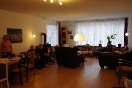 Gruppenhaus mitten in Deutschland! - Wehretal