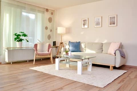 Großes Apartment in idealer Lage mit Ausblick