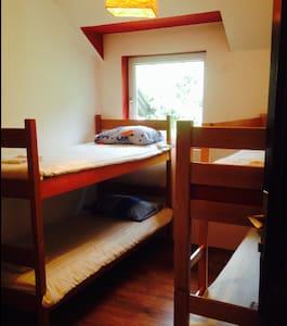 BUDGET bunk beds ROOM