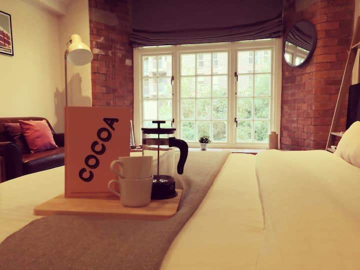 The Cocoa Suites, York City Centre