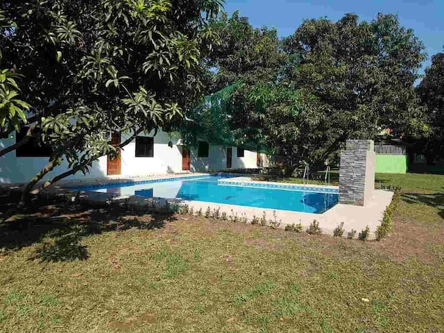 1 bedroom villa with private pool (Villa 3)