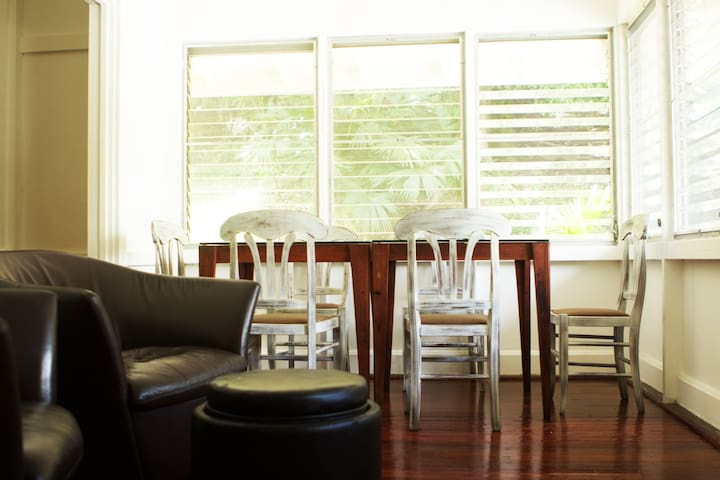 private or shared rooms  in a good position - Panamá - บ้าน