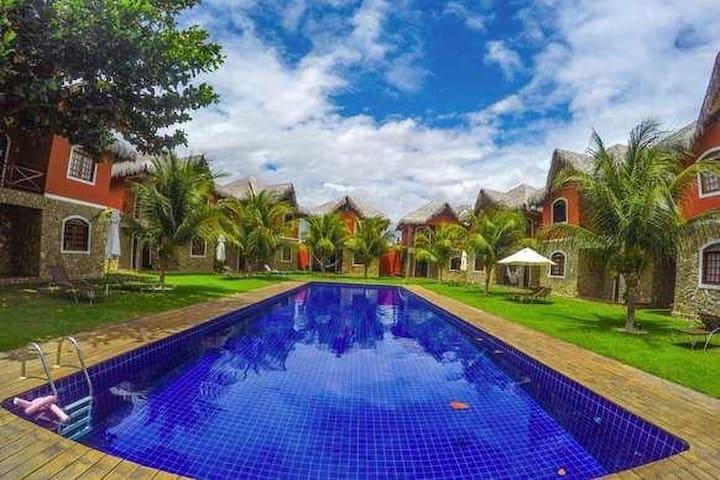Flats em Canoa Quebrada