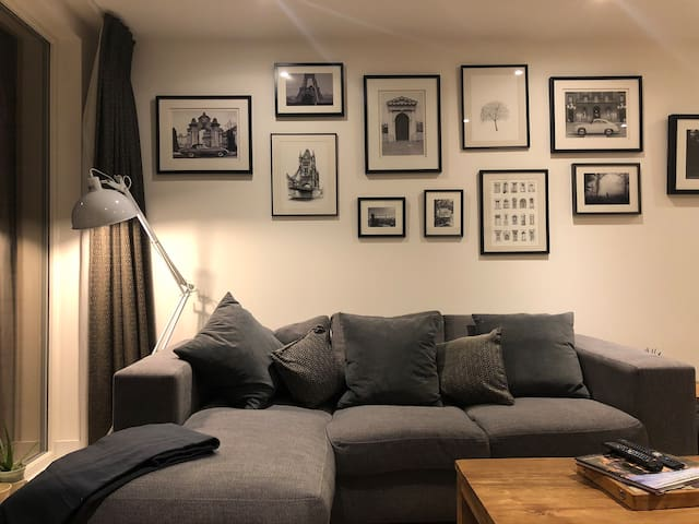 Luxurious apartment 15 minutes from Oxford Circus.