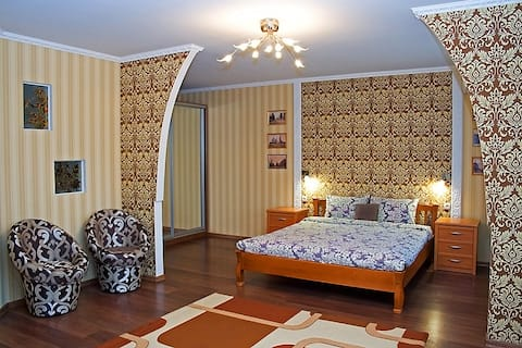 Perfect stay in City Center Poltava