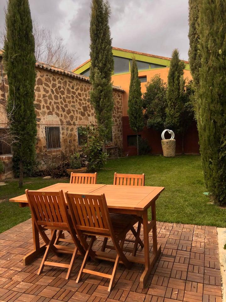 La casa del Jardín - Hostel Layos