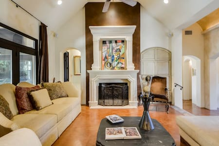 Gorgeous Lake Travis Luxe Home Special Offer - Austin