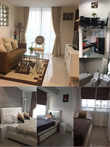 4BR 3bathroom at central jakarta
