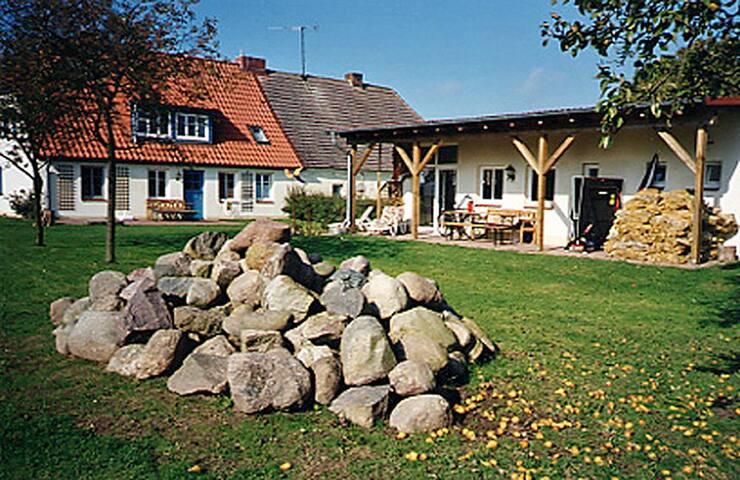 Ferienhaus Müritz Flacher See Klocksin Obergeschoß - Klocksin - Apartment