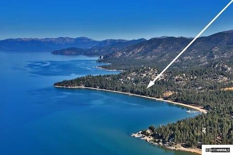 Lake Tahoe Paradise Condo in Marla Bay