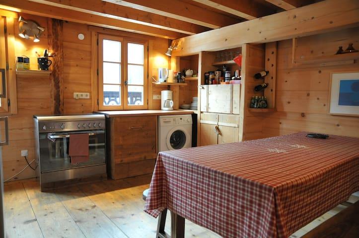 Le Soli - Les Houches - Apartament