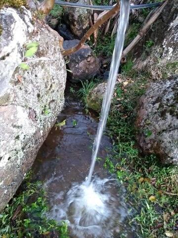 queda d'água, bom para banho
