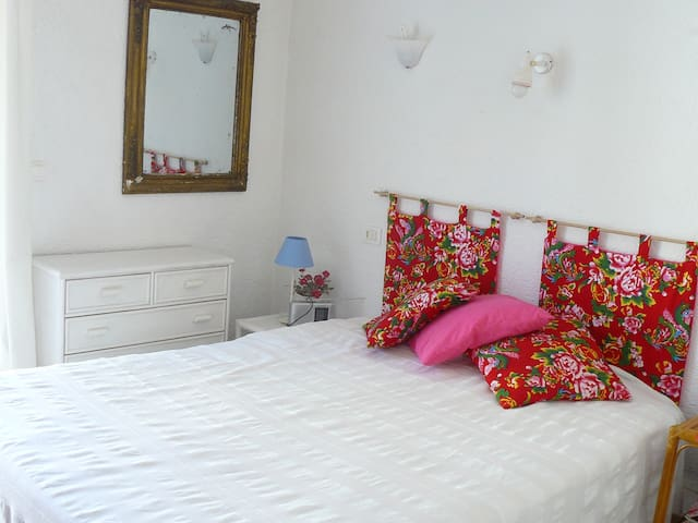 Charming appt. with swimming pool, near the beach - Bahía de Jávea - Wohnung