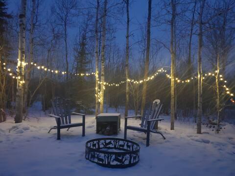 Winter Wonderland Cabin GETAWAY