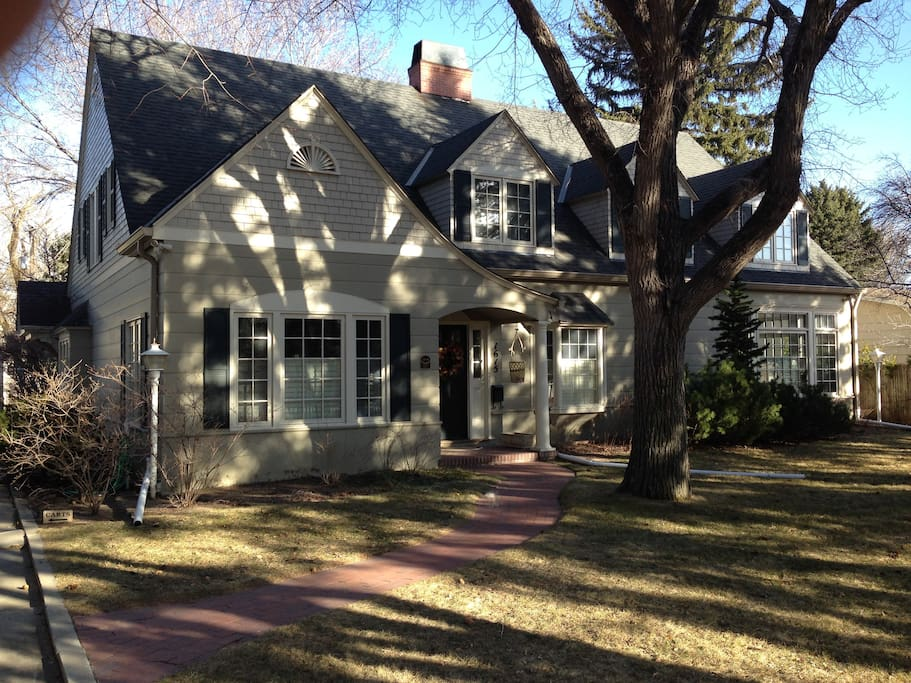 Beautiful Warm Modern Spacious Old North End Home Houses For Rent In Colorado Springs