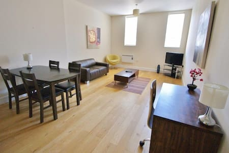 Great apartment right in the centre of Norwich - Norwich