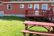 Traytown Cabins Location