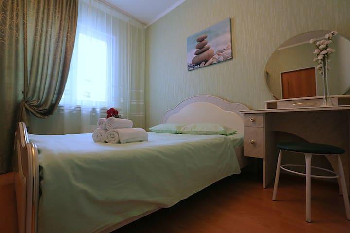 Тюменский тракт 2, 2-х ком. Уютная квартира Luxe - Surgut - Apartment