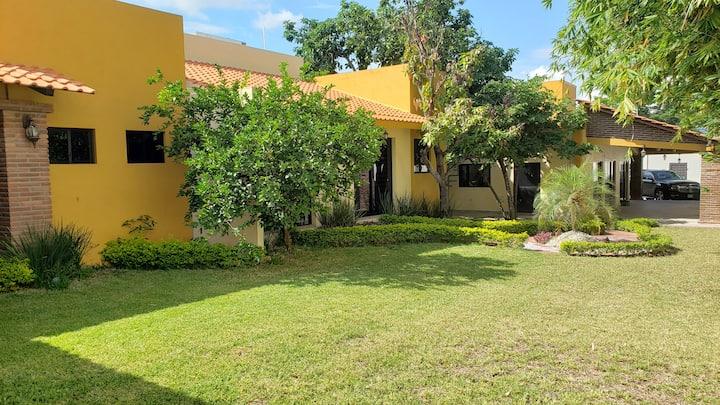 Casa Mexicana Contemporánea en Tuxtla Gutiérrez