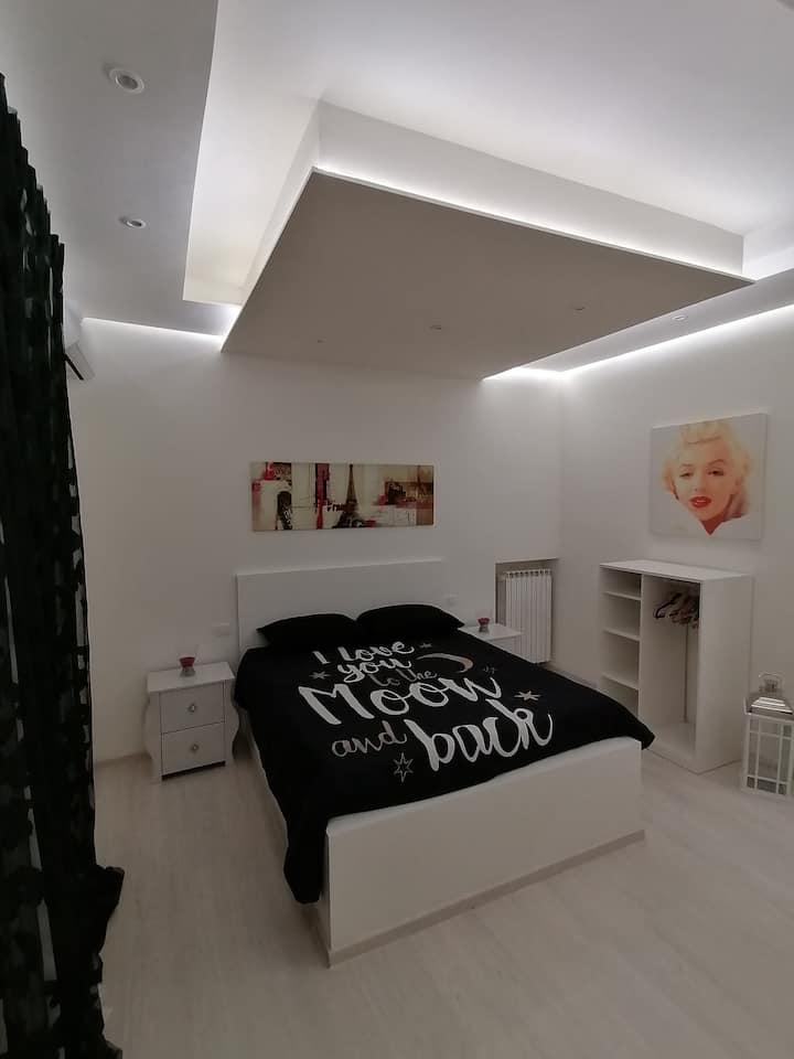 B&B Maison Rinaldi - Stanza Doppia 1