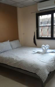 Standard double bed - Bangkok