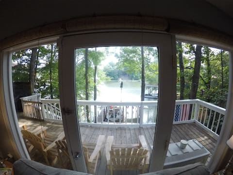 Beautiful Lake Martin Cottage Great Reviews!