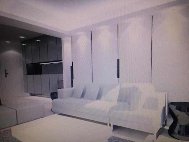 a spare room - Matsuyama-shi - Appartement