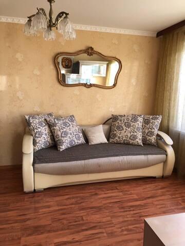 3-х комнатная квартира в Царицыно.