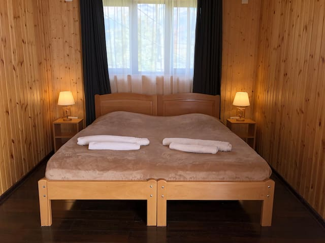 Deluxe Twin room with panoramic view
