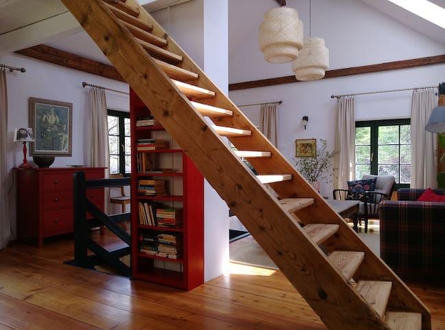 Mały Domek - agroturystyka W Starym Domu - Jemna - Maison