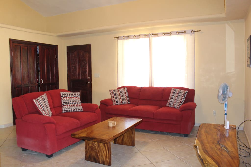 Quality furniture in living room for your comfort