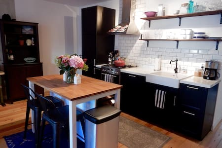 Charming City Center Apartment - Amsterdam - Wohnung