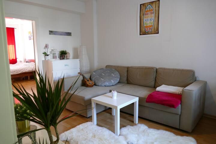 schöne Wohnung im Herzen Kölns