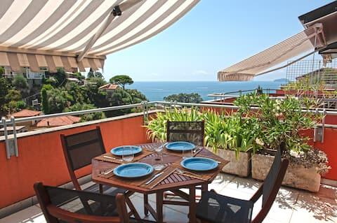 The Terrace on the Bay - Fiascherino