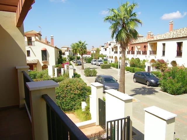 Ayamonte Costa Esuri Golf sunny Townhouse - Ayamonte - Řadový dům