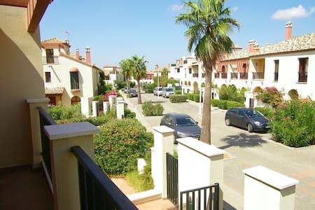 Ayamonte Costa Esuri Golf sunny Townhouse - Ayamonte - Stadswoning