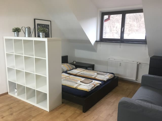 Cozy studio flat for 2 guests