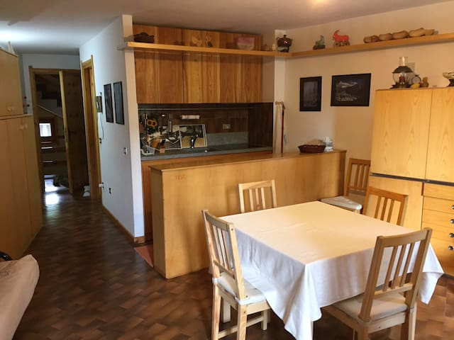 Studio apartment in Champoluc - Champoluc