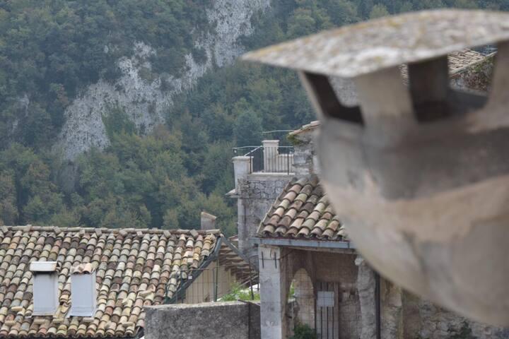 La Casa di Puck nel Borgo di Pretoro